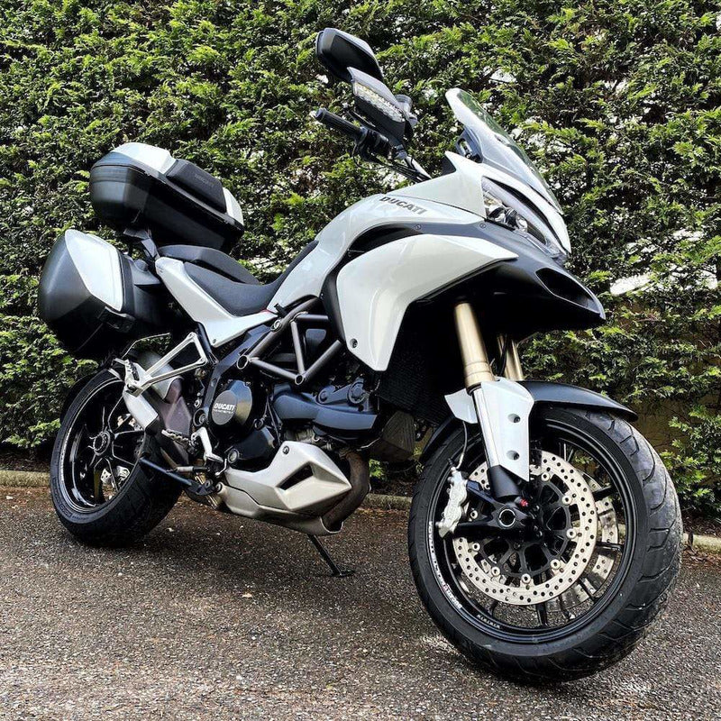 Rev Comps Competition Ducati Multistrada 1200S Win Cars Bikes Vans