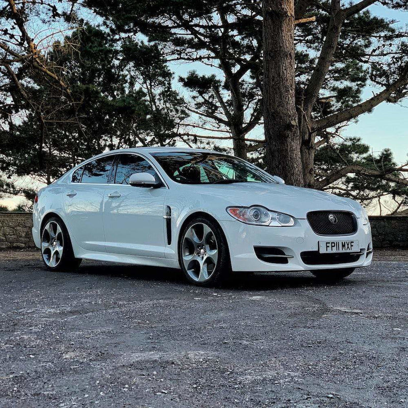 Rev Comps Competition Jaguar XF 3.0L V6 275BHP Win Cars Bikes Vans