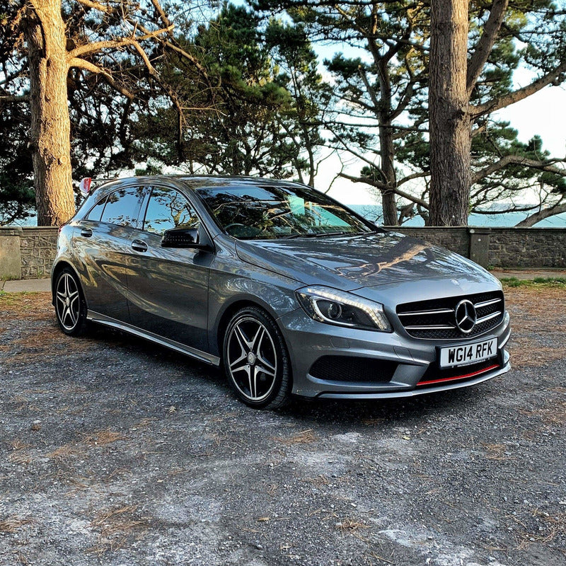 Rev Comps Competition Mercedes A200 AMG Sport Win Cars Bikes Vans