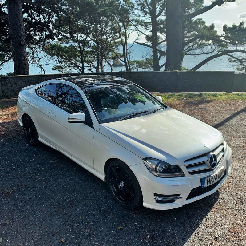 Rev Comps Competition Mercedes C250 AMG Win Cars Bikes Vans