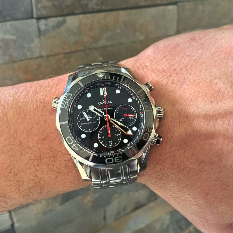 Rev Comps Competition Omega Seamaster Diver 300m Win Cars Bikes Vans