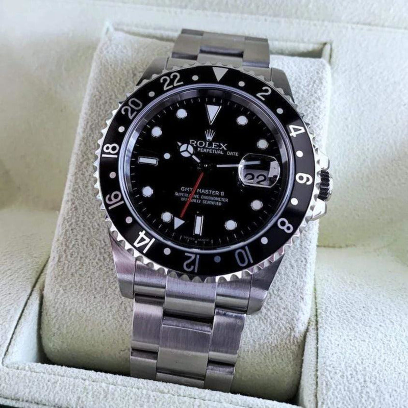 Rev Comps Competition Rolex GMT Master II Win Cars Bikes Vans