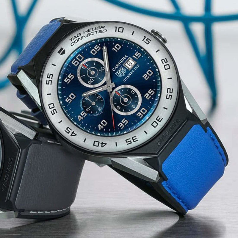 Rev Comps Competition TAG Heuer Connected Smart Watch Win Cars Bikes Vans
