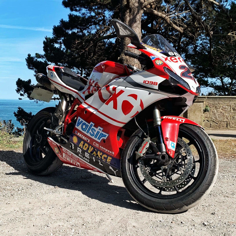 Rev Comps Competition Troy Bayliss Ducati 1098 Win Cars Bikes Vans
