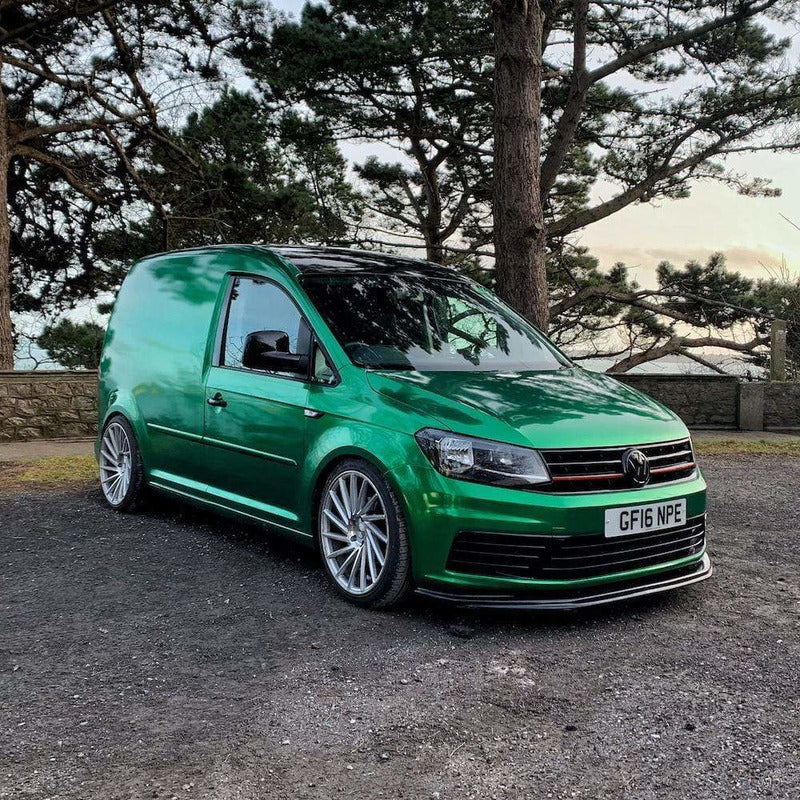 Rev Comps Competition VW CADDY 190BHP HULK EDITION Win Cars Bikes Vans