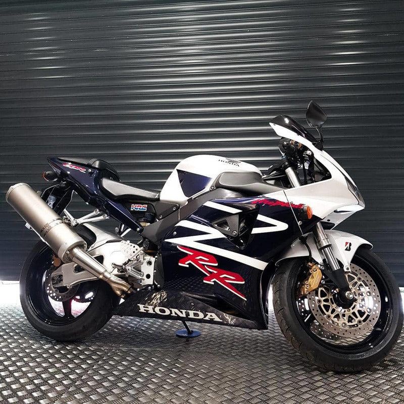 Rev Comps Competition 2002 Honda Fireblade Future Classic Win Cars Bikes Vans