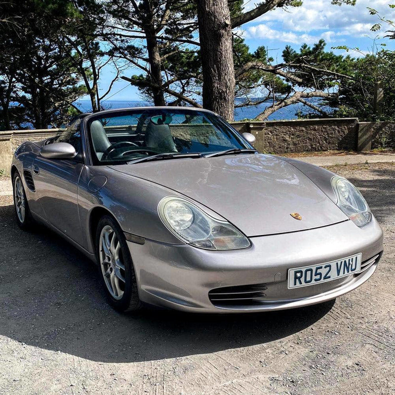 Rev Comps 2002 Porsche Boxster Convertible 2.7L Win Cars Bikes Vans