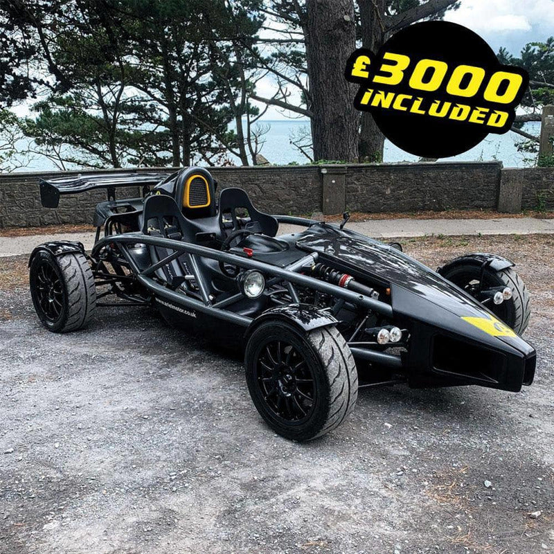 Rev Comps Competition 2006 Aerial Atom 2.0L Supercharged 300BHP Win Cars Bikes Vans