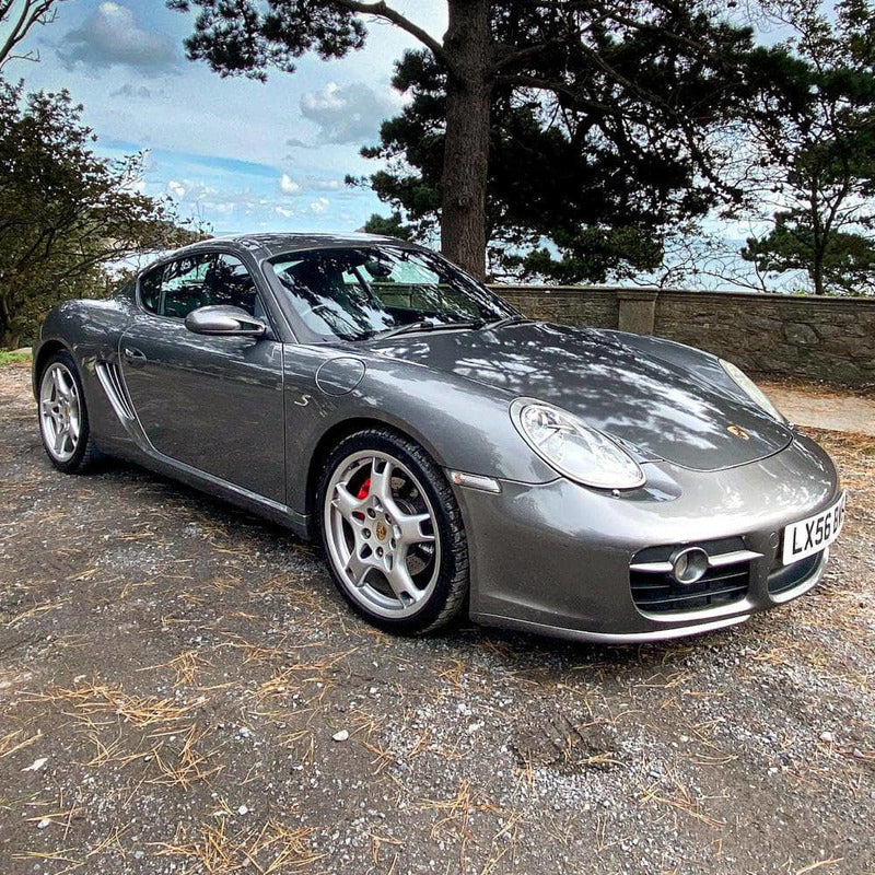 Rev Comps Competition 2006 Porsche Cayman 3.4L S Win Cars Bikes Vans