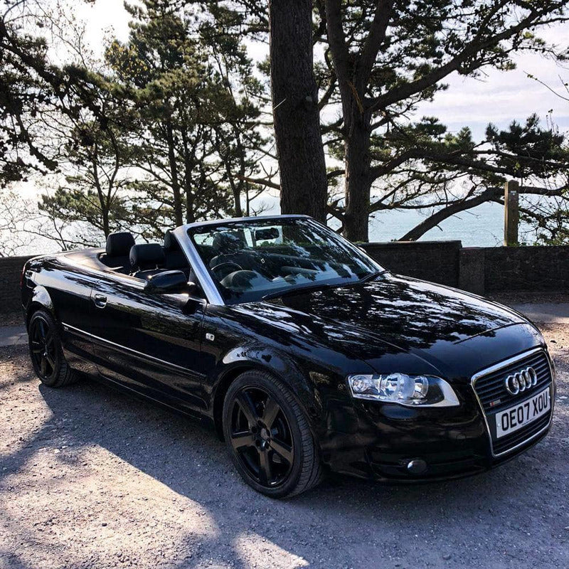 Rev Comps Competition 2007 Audi A4 Convertible S-Line Win Cars Bikes Vans