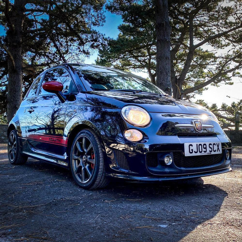 Rev Comps Competition 2009 Fiat Abarth 500 1.4L Win Cars Bikes Vans