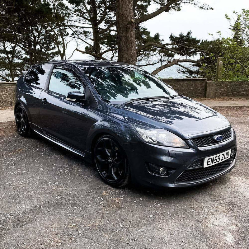 Rev Comps Competition 2009 Ford Focus ST3 Win Cars Bikes Vans