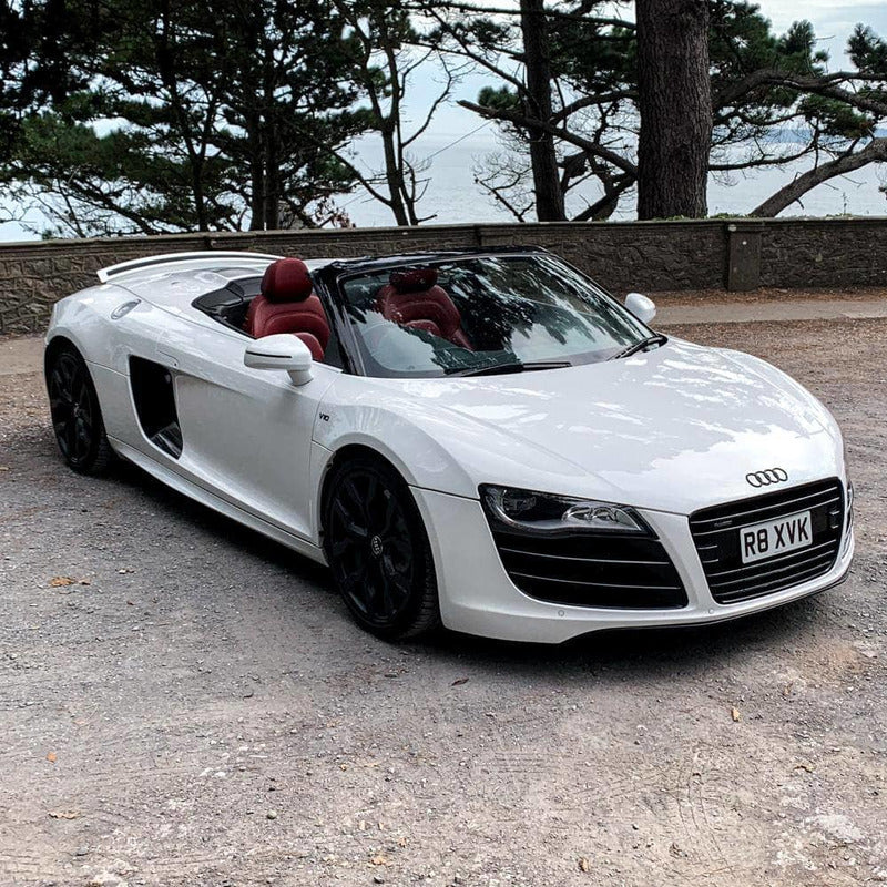 Rev Comps Competition 2010 Audi R8 V10 Spyder 5.2L 525BHP + £5000 Cash Win Cars Bikes Vans
