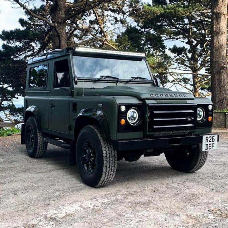 SOLD OUT - 2010 Defender 90 XS Puma Beast