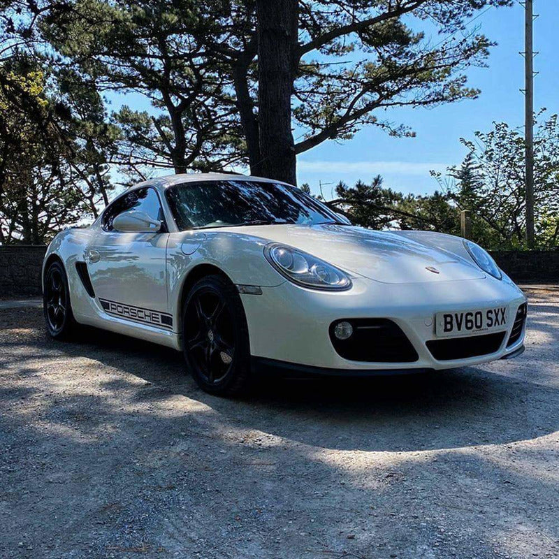 Rev Comps Competition 2010 Porsche Cayman 2.9L Win Cars Bikes Vans
