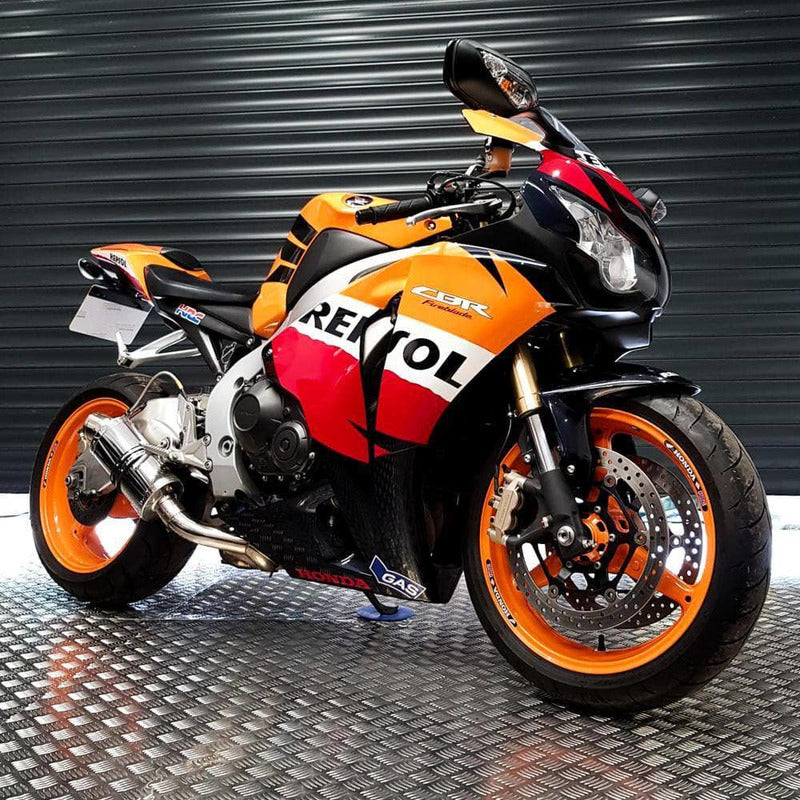 Rev Comps Competition 2010 Repsol Honda Fireblade Win Cars Bikes Vans