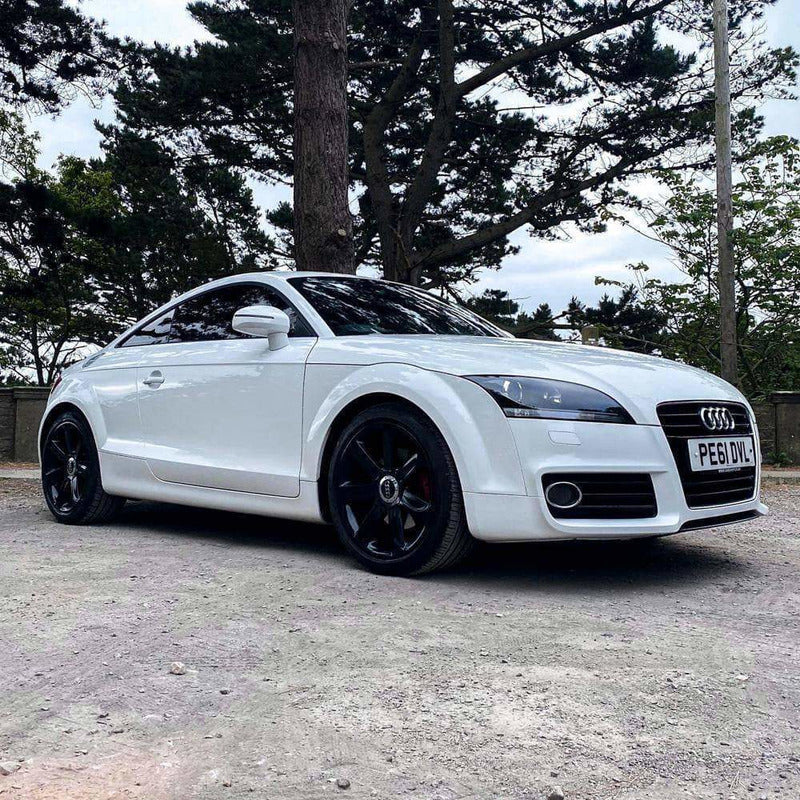 Rev Comps Competition 2011 Audi TT 2.0L TFSI Win Cars Bikes Vans