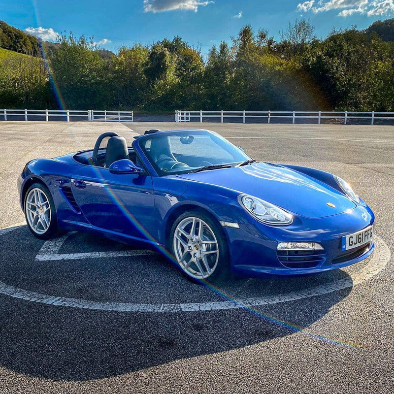 Rev Comps Competition 2011 Porsche Boxster 2.9 PDK Auto Win Cars Bikes Vans