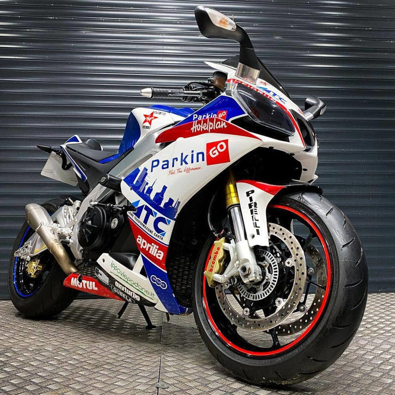Rev Comps Competition 2013 Aprilia RSV4 R A-PRC 999cc Race Rep Win Cars Bikes Vans