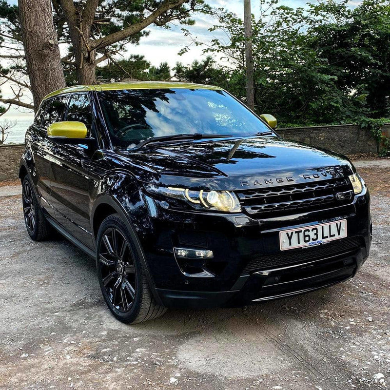Rev Comps Competition 2013 Range Rover Evoque Special Edition 2.2L SD4 Win Cars Bikes Vans