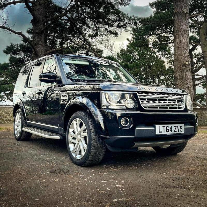 2014 Land Rover Discovery 4 HSE 7 Seater