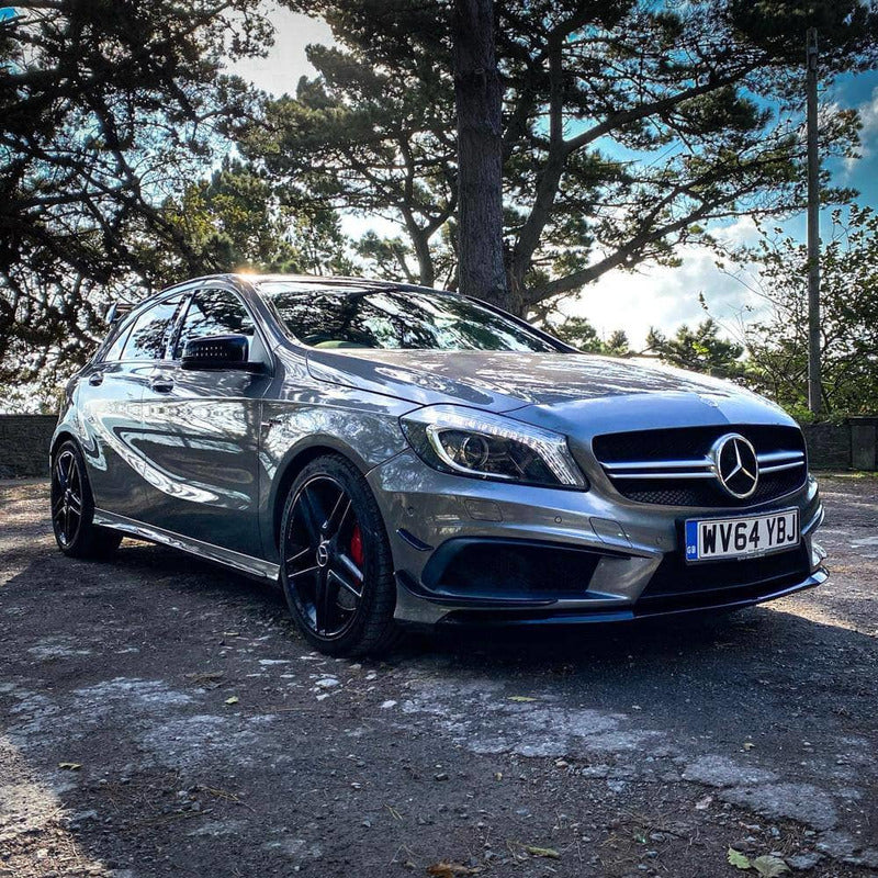 Rev Comps Competition 2014 Mercedes A45 AMG 4Matic + £1k Cash Win Cars Bikes Vans