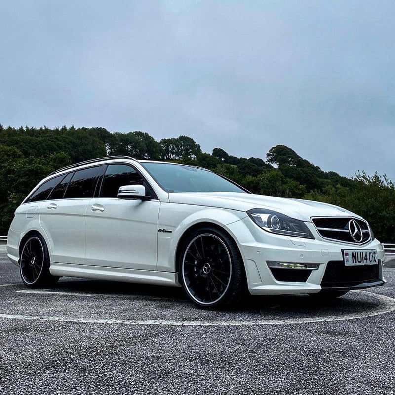 Rev Comps Competition 2014 Mercedes C63 AMG 6.2L 457BHP Estate Win Cars Bikes Vans
