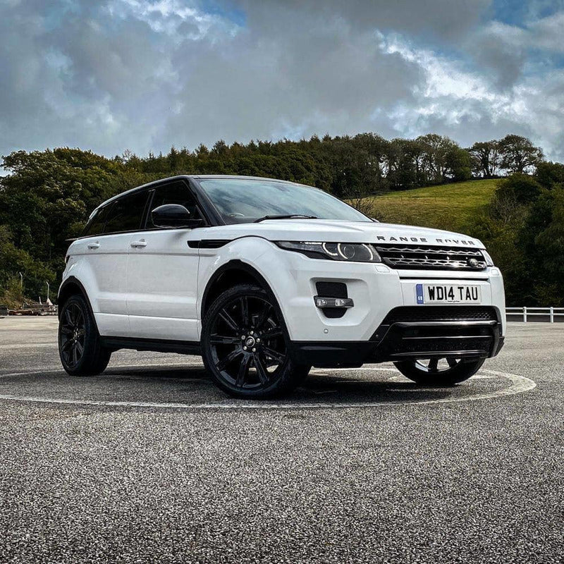 Rev Comps Competition 2014 Range Rover Evoque 2.2 SD4 Luxury Win Cars Bikes Vans