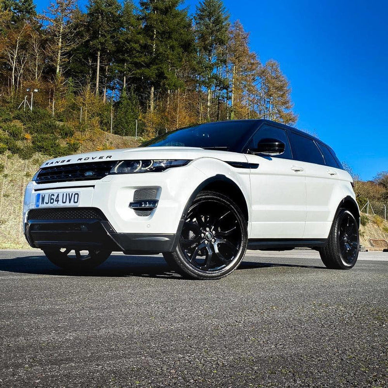 2014 Range Rover Evoque Dynamic Luxury