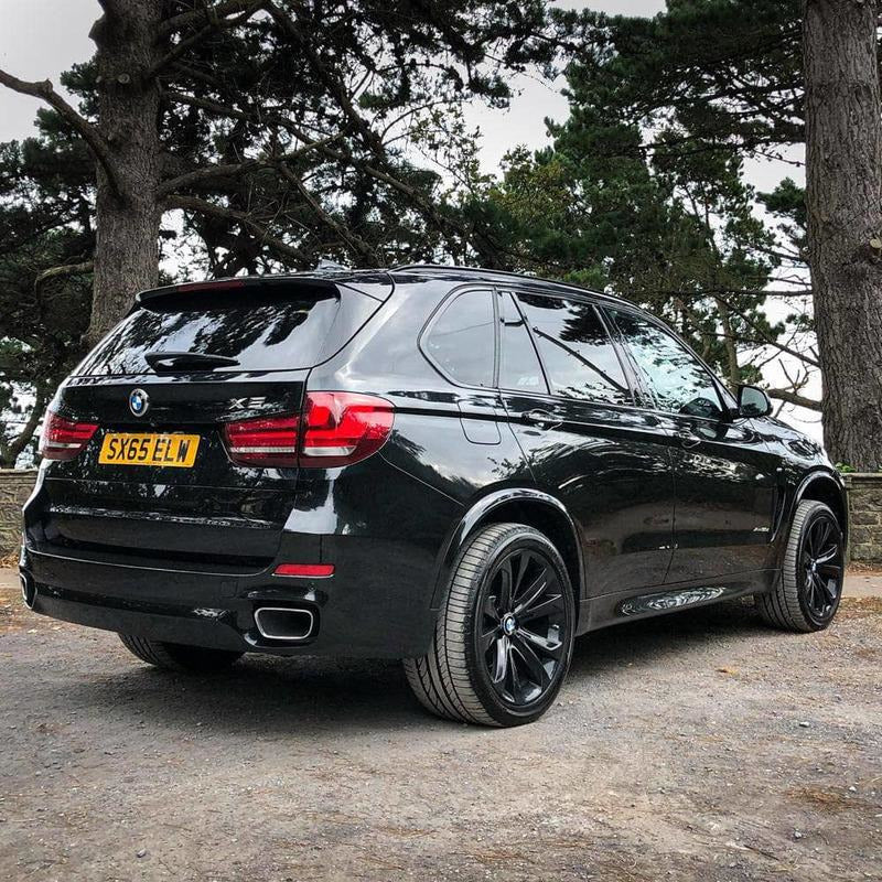 Rev Comps Competition 2015 BMW X5 XDrive 3.0D M Sport 7 Seater Win Cars Bikes Vans
