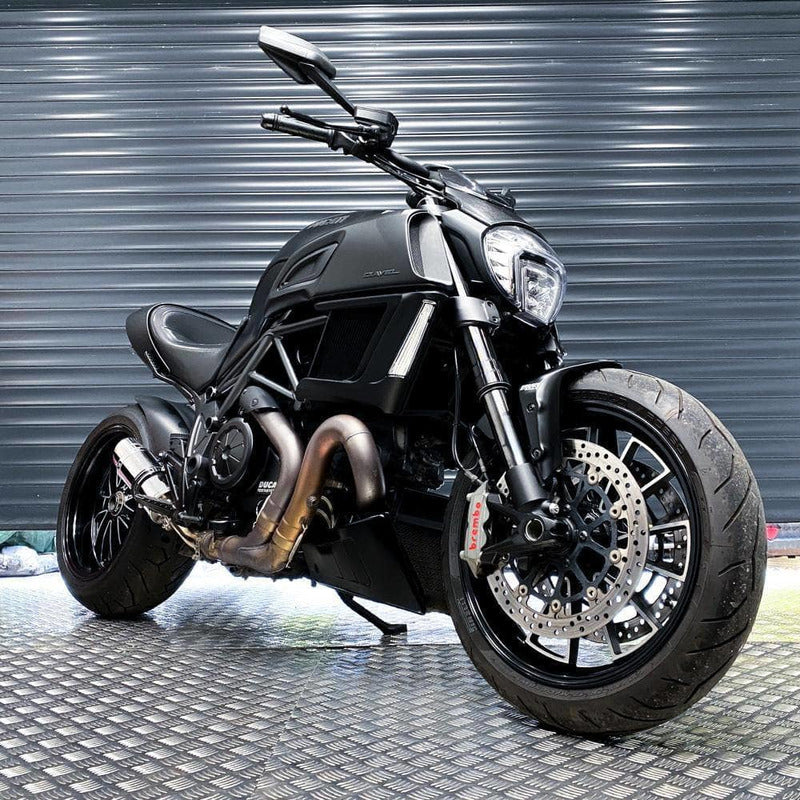 Rev Comps Competition 2015 Ducati Diavel Black Edition Win Cars Bikes Vans