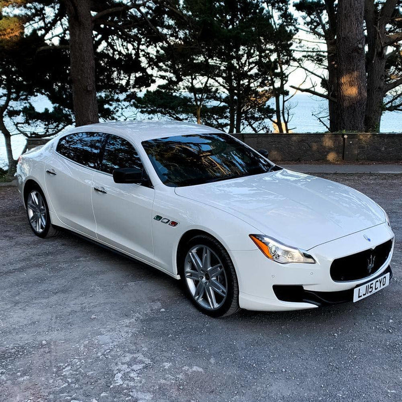 Rev Comps Competition 2015 Maserati Quattroporte 3.0L DV6 Win Cars Bikes Vans