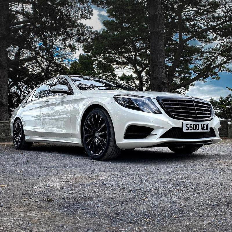 Rev Comps Competition 2015 Mercedes S500 AMG Line Hybrid Win Cars Bikes Vans