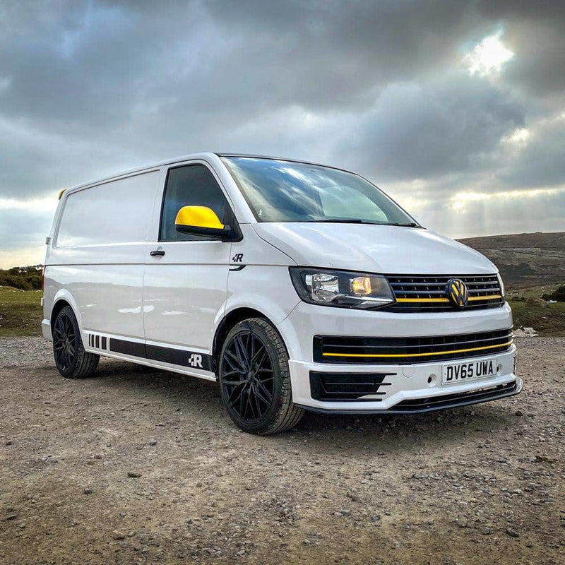 Rev Comps Competition 2015 VW Transporter T6 BMT Works Van Win Cars Bikes Vans