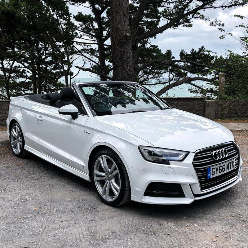 Rev Comps Competition 2016 Audi A3 S-Line Convertible Win Cars Bikes Vans