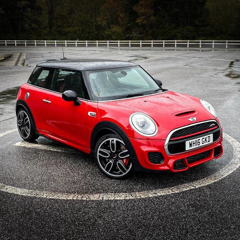 Rev Comps Competition 2016 Mini John Cooper Works 225BHP Win Cars Bikes Vans