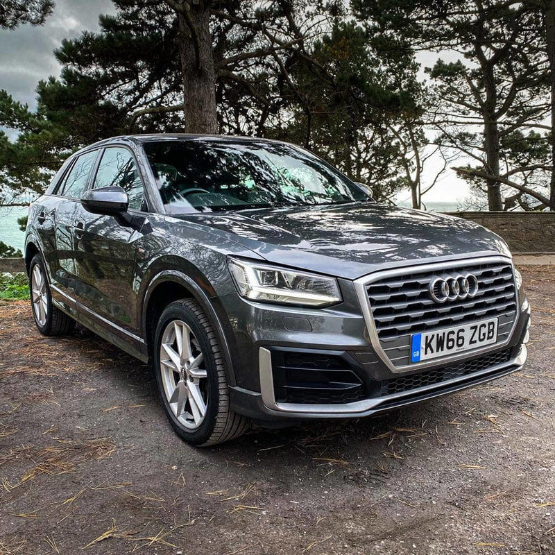 Rev Comps Competition 2017 Audi Q2 S-Line Win Cars Bikes Vans
