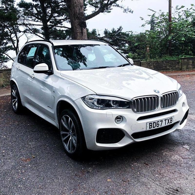 Rev Comps Competition 2017 BMW X5 XDrive 40D M Sport 7 Seater Win Cars Bikes Vans