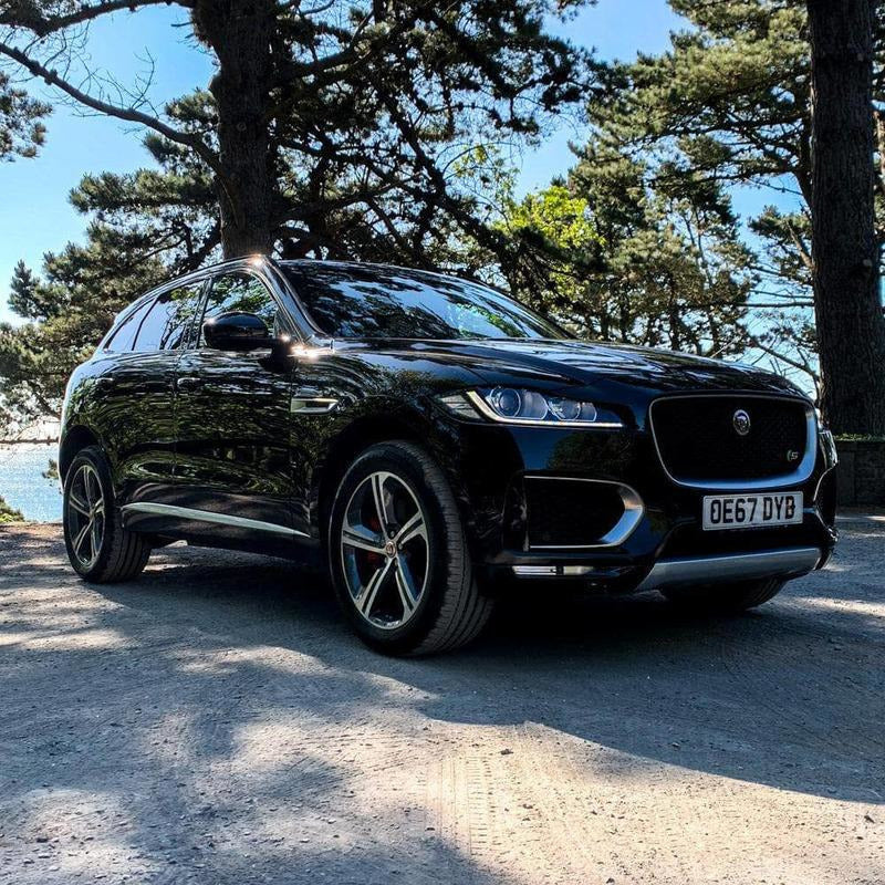 Rev Comps Competition 2017 Jaguar F-Pace S 3.0L TDV6 300PS Win Cars Bikes Vans