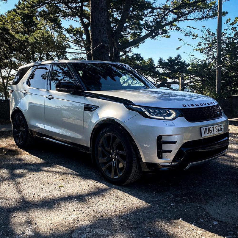 Rev Comps Competition 2017 Land Rover Discovery HSE Luxury 7 Seater Win Cars Bikes Vans