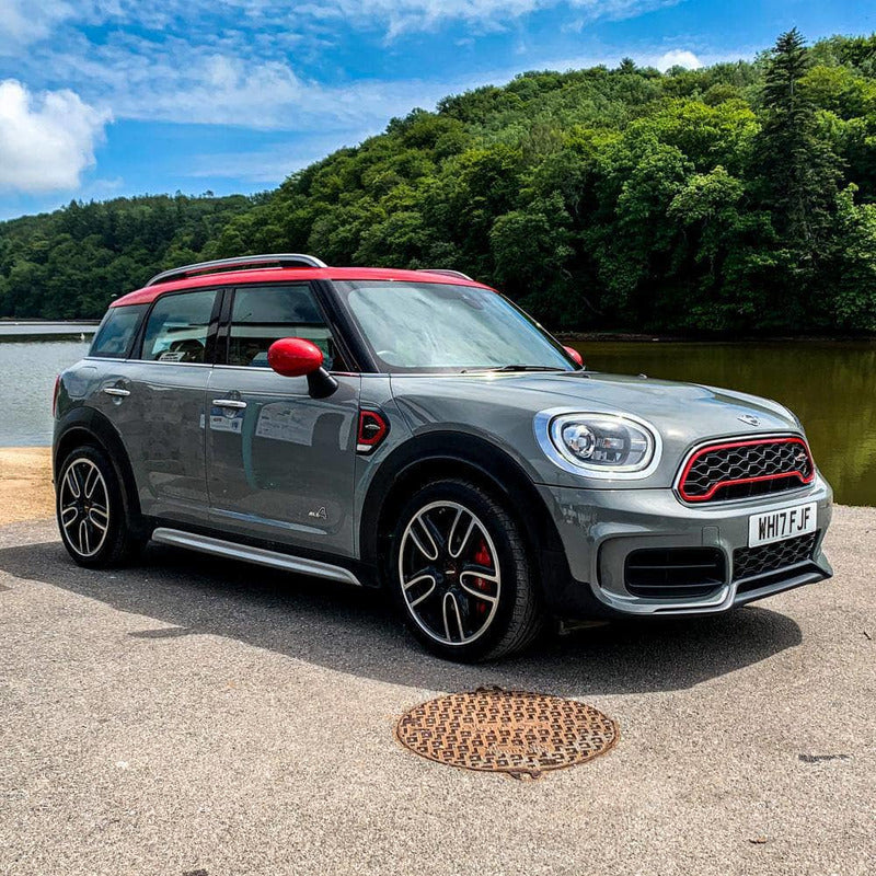 Rev Comps Competition 2017 Mini Countryman JCW Win Cars Bikes Vans
