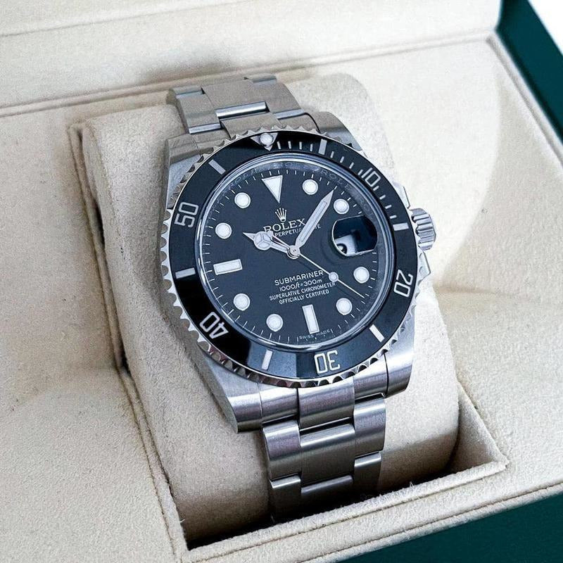 Rev Comps Competition 2017 Rolex Submariner Date Black 40mm Win Cars Bikes Vans