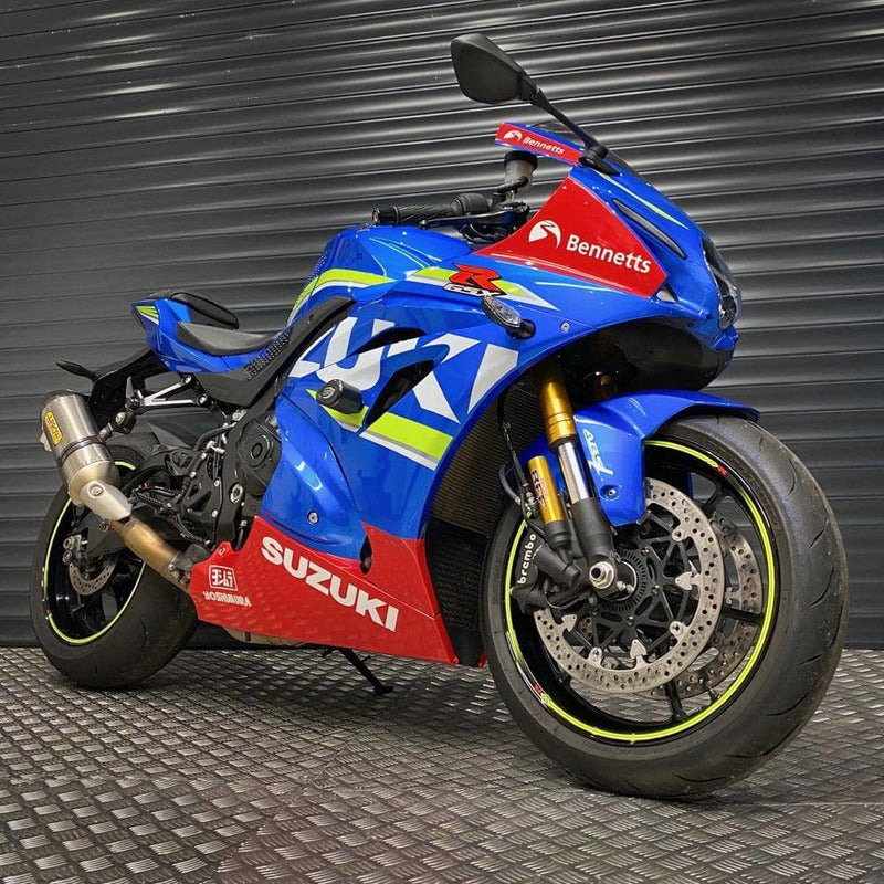 Rev Comps Competition 2017 Suzuki GSXR1000R Win Cars Bikes Vans
