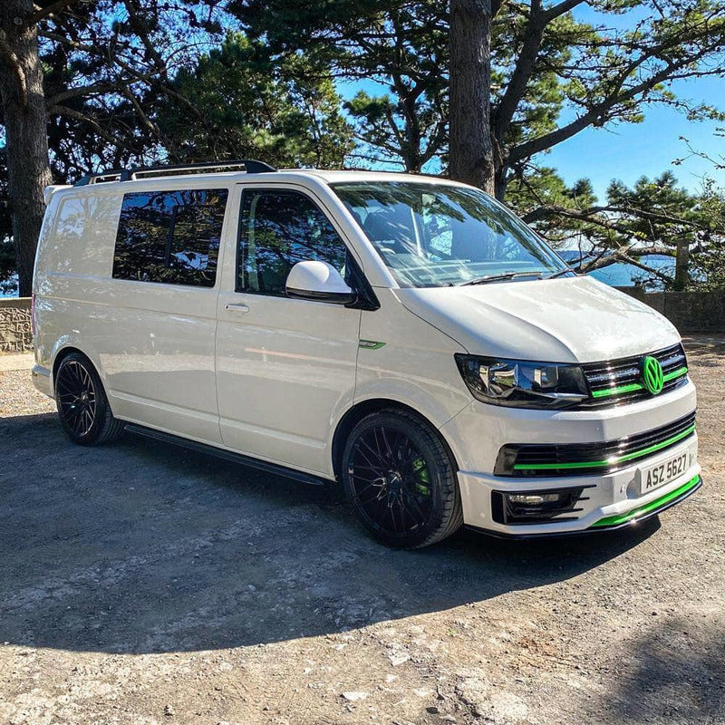 Rev Comps Competition 2017 VW Transporter T6 6 Seater Crew Van Win Cars Bikes Vans