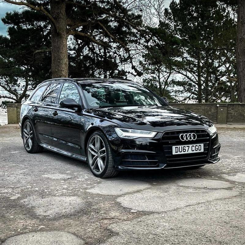Rev Comps Competition 2018 Audi A6 Avant Black Edition Win Cars Bikes Vans