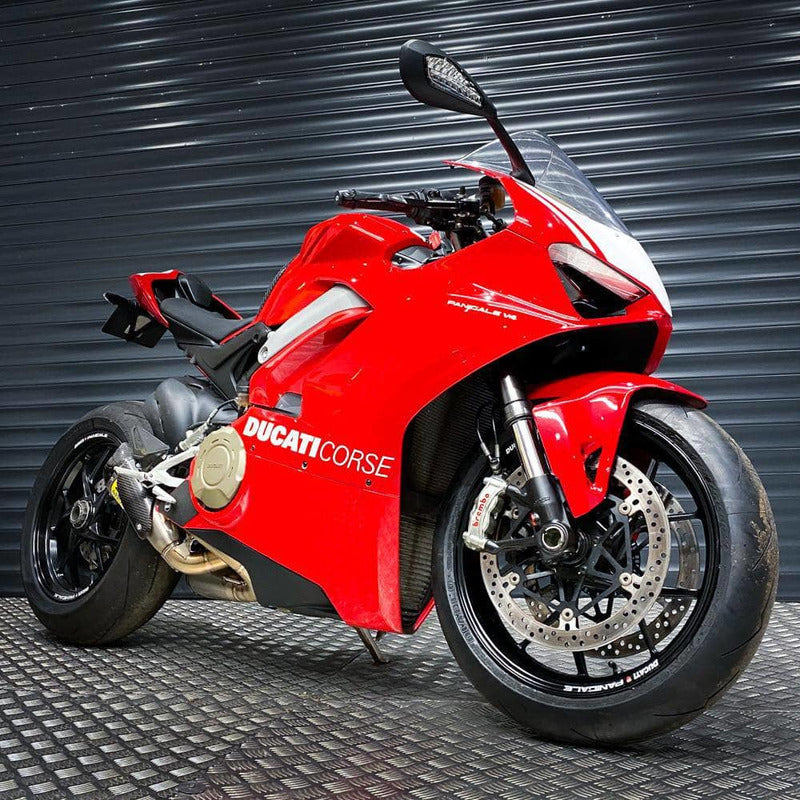 Rev Comps Competition 2018 Ducati Panigale V4 + £1000 Cash Win Cars Bikes Vans