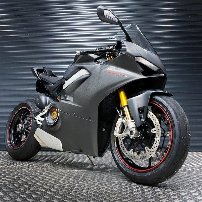 Rev Comps Competition 2018 Ducati Panigale V4S Carbon Win Cars Bikes Vans