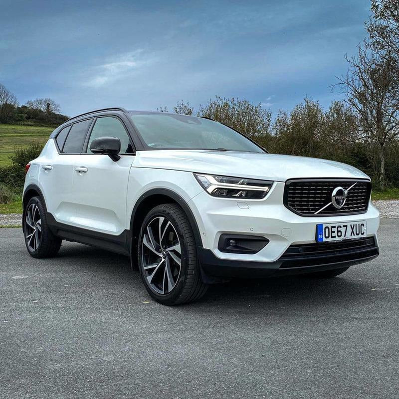 Rev Comps Competition 2018 Volvo XC40 2.0L First Edition Win Cars Bikes Vans