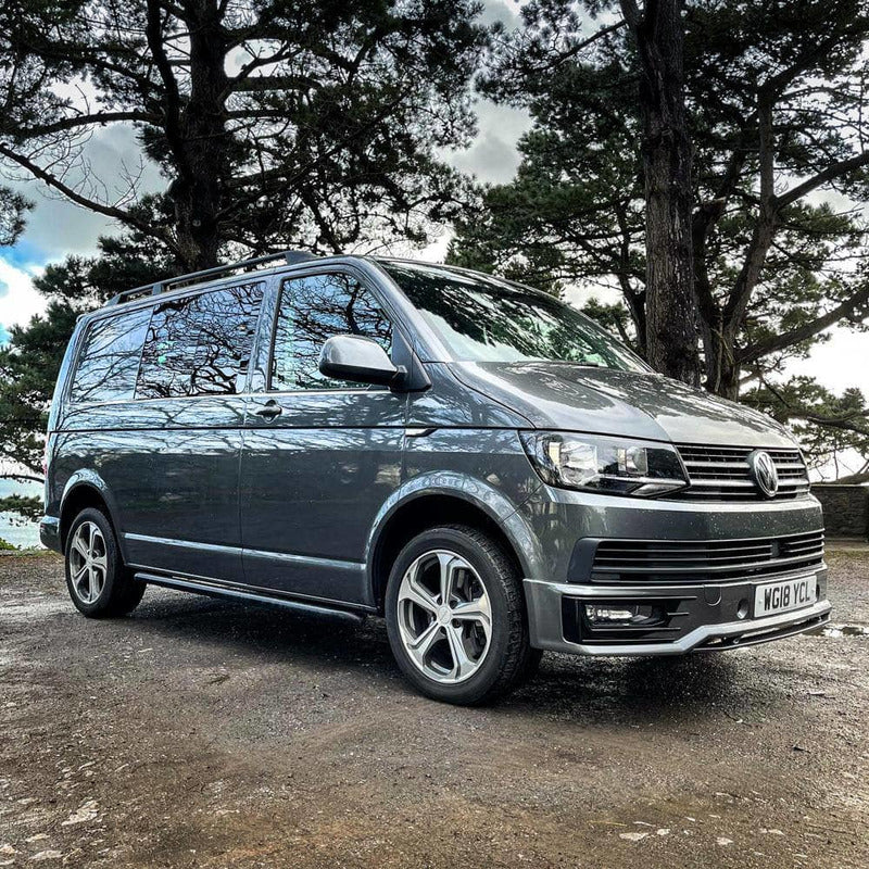 Rev Comps Competition 2018 VW Transporter T6 Highline 5 Seater Van Win Cars Bikes Vans