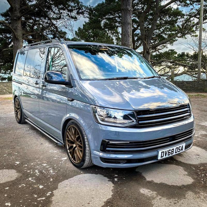 "Rev Comps Competition 2018 VW Transporter T6 Highline ""Leighton"" Crew Van Win Cars Bikes Vans"